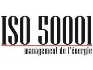 Exemption de l'audit énergétique obligatoire pour les grandes entreprises certifiées ISO 50001