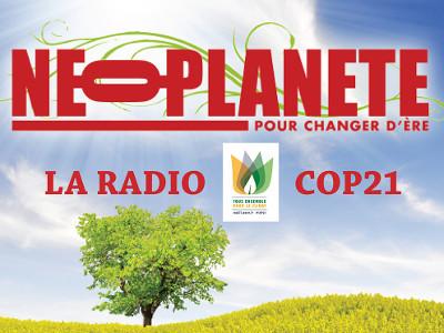 Teeo actualités : Neoplanete (radio officielle COP21)