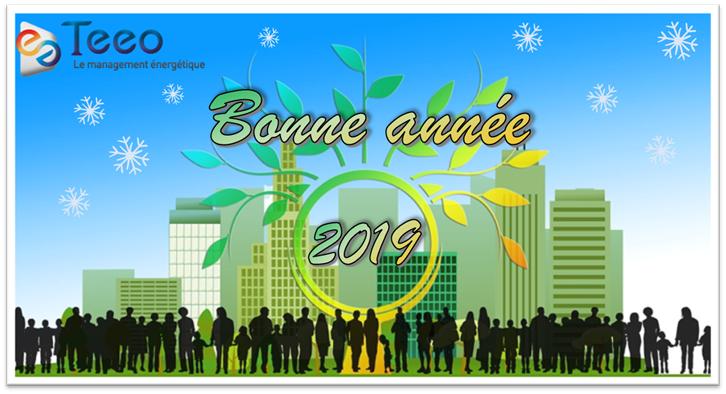 TEEO - Bonne année 2019