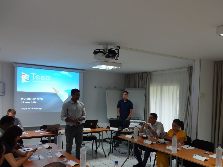 workshop TEEO