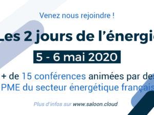 Les 2 jours de l'énergie : + de 15 conférences animées par des PME du secteur énergétique français