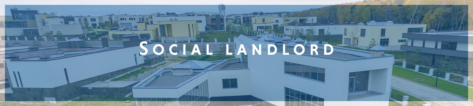 SOCIAL LANDLORD - Teeo