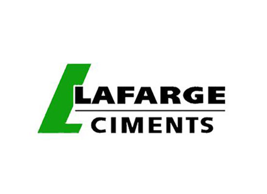 """Résultat de recherche d'images pour """"logo lafarge ciment"""""""